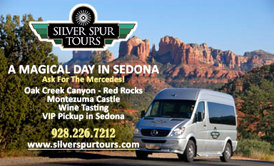 Magical Tour of Sedona