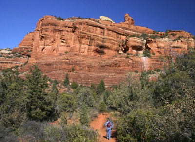Picture of Boynton Canyon Hiking Trail